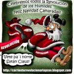 Feliz Navidad Camaradas