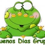 ¡Buenos Días Grupo!