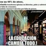 La educación cambia todo
