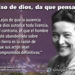 Simone de Beauvoir - Dios