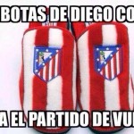 Las botas de Diego Costa