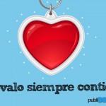 Día de los Enamorados. Mi corazón