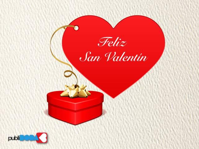 Feliz San Valentín. Abrazar a quien amas es transportarse al cielo por un instante.