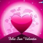 Feliz San Valentín. Por ti daría todo