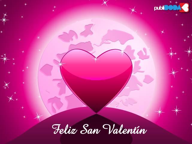Feliz San Valentín. Por ti daría todo, pero… ¿qué podría darte, si todo lo que poseo, es tuyo?