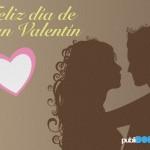 Feliz Día de San Valentín. Las palabras más hermosas