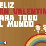 Feliz San  Valentín para todo el mundo