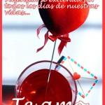 Que nuestro día de Sao Valentím