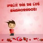 Feliz Día de los Enamorados.
