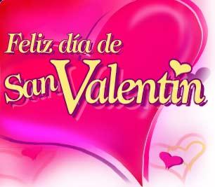 Feliz Día De San Valentín. El Amor Verdadero No Tiene Final.