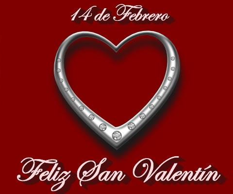 Feliz San Valentín. Aunque Existieran Las Palabras Mas Hermosas Del Mundo