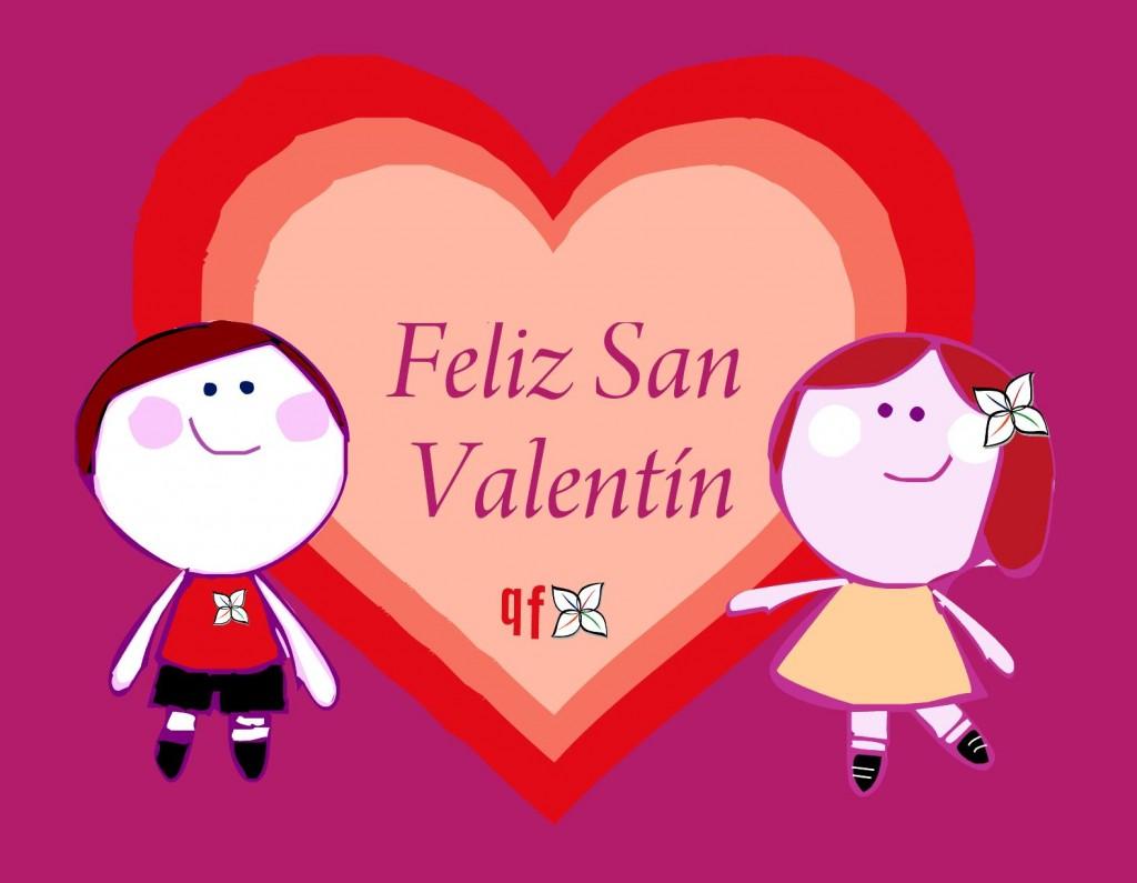Feliz San Valentn El amor es una magia…una simple fantasa…es o