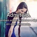 Admítelo