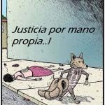 Justicia por mano propia...!