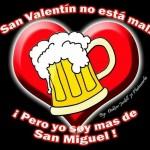 San Valentín no está mal