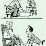 Amor de madre e hijo en el tiempo