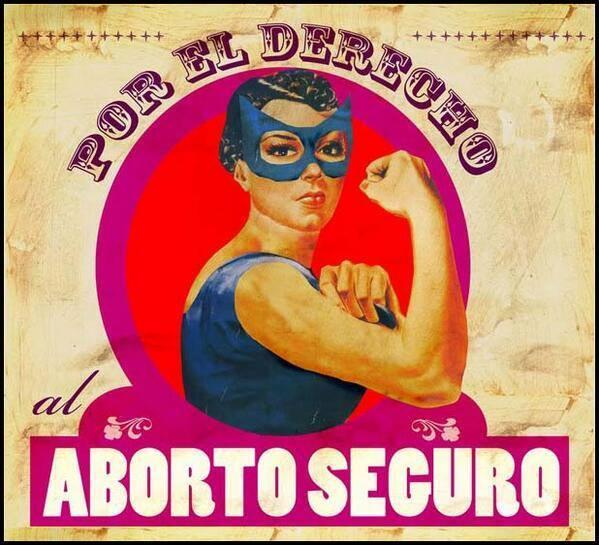 Por el Derecho al Aborto Seguro