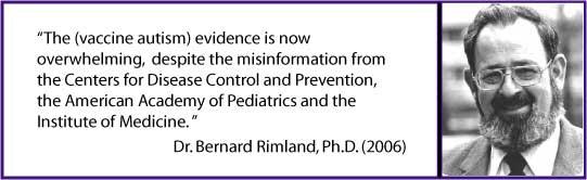 Dr. Bernard Rimland, fundador de la Autism Society of America