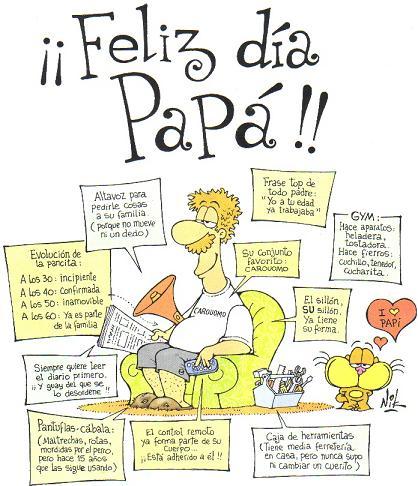 ¡¡Feliz Día Papá!!!