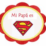 Mi papá es... Felicidades en tu día Papá