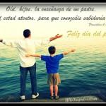 Oíd, hijos, la enseñanza de un padre