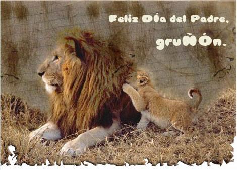 Feliz Día del Padre, Gruñón...