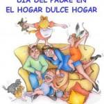 Día del Padre en el Hogar, dulce Hogar