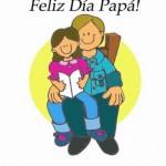 Feliz Día Papá!!! Gracias por haberme educado así.