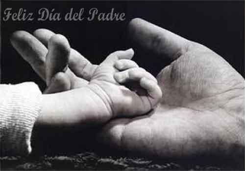 Feliz Día del Padre. Un padre es un hombre que espera que sus hijos sean tan buenos como él hubiera querido ser.