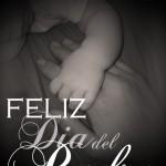 Feliz Día del Padre. Cuando un recién nacido aprieta con su pequeño puño, por primera vez, el dedo de su padre, lo tiene atrapado para siempre.
