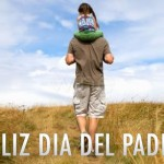 Feliz Día del Padre. Sé generoso con tu padre