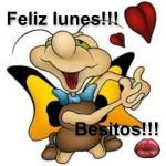 Feliz Lunes!!! Besitos !!!