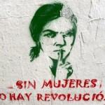 Sin mujeres no hay revolución
