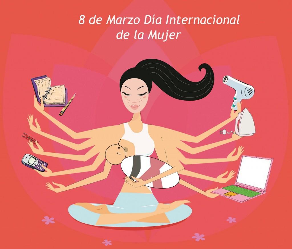 8 de Marzo, Día Internacional de la Mujer