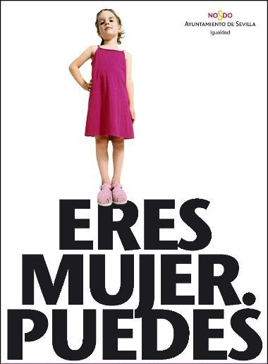 Eres Mujer. Puedes