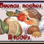 Buenas Noches. A tod@s