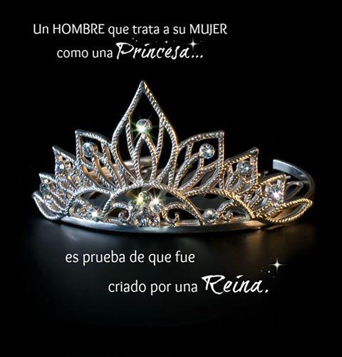 """Un hombre que trata a su mujer como una """"Princesa"""" es prueba de que fue criado por una Reina"""