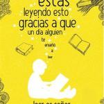 Leer es Soñar.