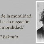 La Ficción de la moralidad individual...