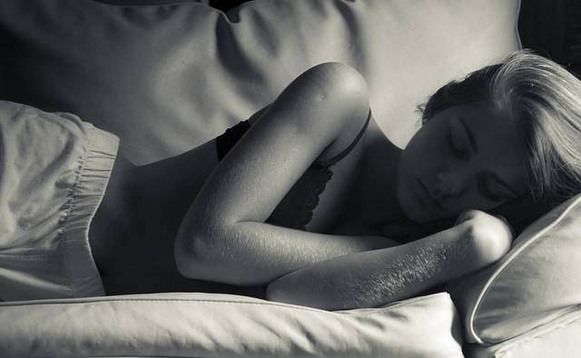tipos de forma de dormir
