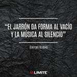 """""""El jarrón da forma al vacío y la música al silencio"""" Georges Braque"""