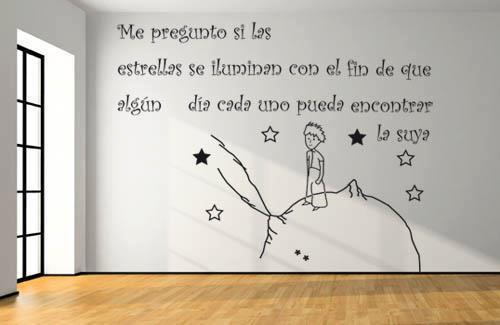 Me pregunto si las estrellas se iluminan con el fin de que algún día cada uno pueda encontrar la suya.