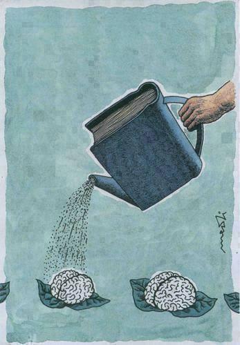 Riega de la manera más sana tú cerebro e ideas