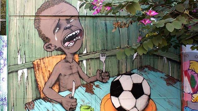 Brasil. Mundial de Fútbol 2014