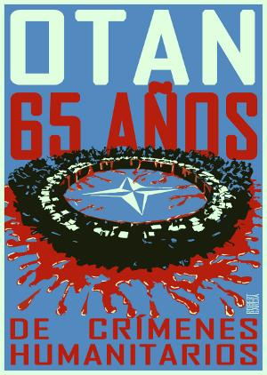 OTAN, 65 años de crímenes humanitarios