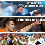 Memes Holanda 3, Brasil 0