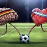 Cerebro y Corazón. Alemania 1, Argentina 0.