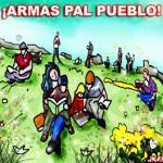 Libros: Armas pal pueblo