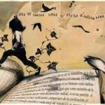 Leer es danzar sobre en espejo de nuestra memoria