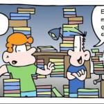 Vaya, tienes muchos libros